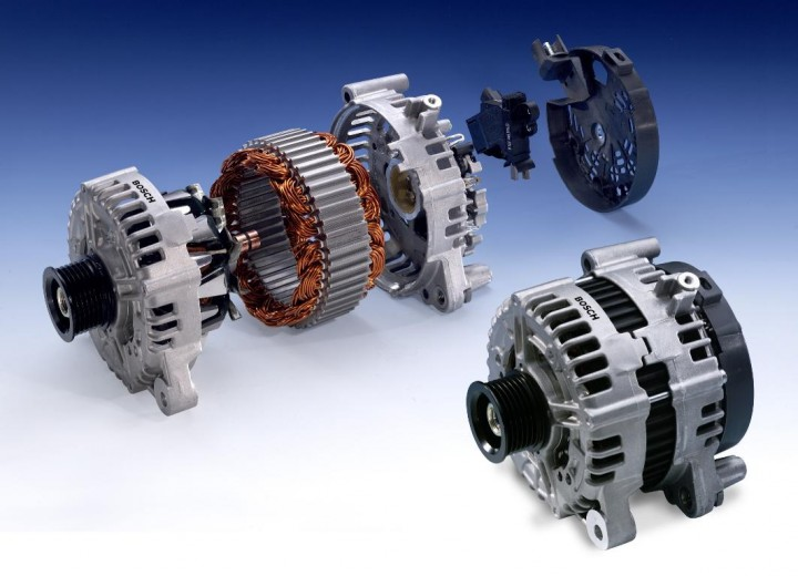 Автомобильные генераторы ремонт