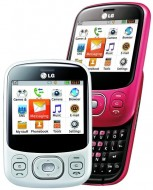 LG C320 InTouch-Lady