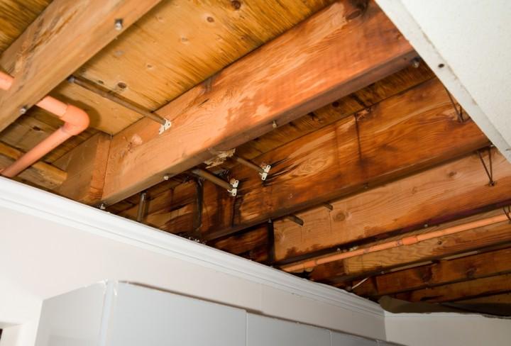 Dodatkowe Otwory W Konstrukcji Stropu Ściany I Stropy