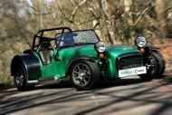 Caterham Superlight R400 fot. Caterham