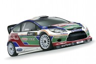Ford Fiesta RS WRC Fot. Ford