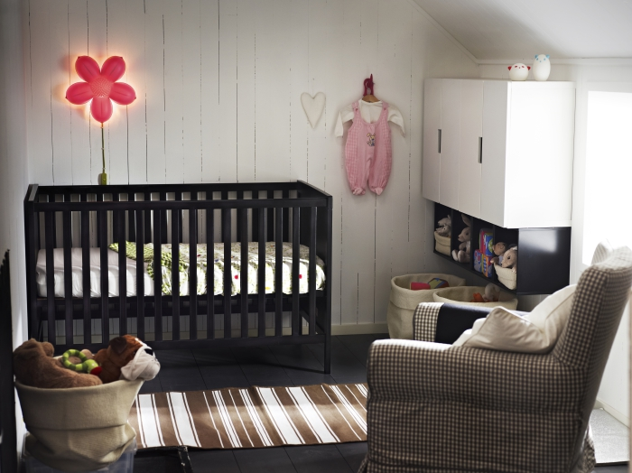 Co kupi do pokoju niemowlaka projekt pokoju dla - Camas de bebe ikea ...