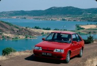 Renault 11 Turbo 1987 r.