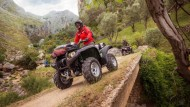 Yamaha Grizzly 700 EPS WTHC 2014