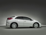 Honda Civic. Fot.Producent