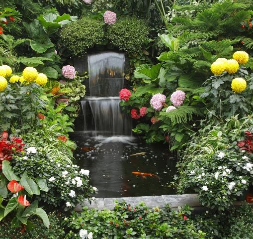 Jak Zbudować Kaskadę W Ogrodzie Ogród Ogród I Kwiaty