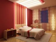 Zdjęcie Nr 4 Sypialnia W Kolorze Czerwonym Galeria