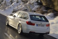 BMW 320d Touring xDrive - tył