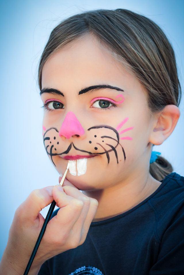 Zdjęcie Nr 3 Jak Pomalować Dziecko Na Karnawał Inspirujące Zdjęcia