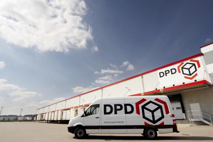 b5501e4cadcefd Za 32 mln euro powstała Centralna Sortownia DPD Polska - Usługi kurierskie  - Logistyka - Infor.pl